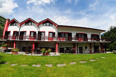 Residence Eden Park - Sarre - Aosta Valley